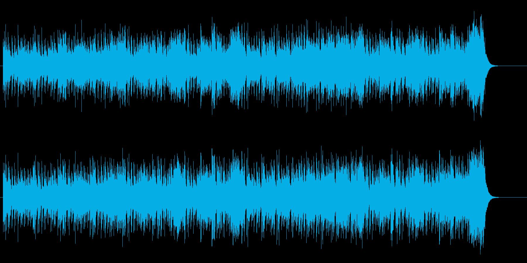 緊迫のマイナー・ポップ・ロックの再生済みの波形