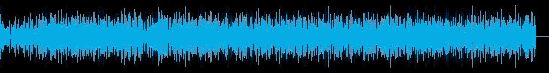 地震や地割れ発生時に使える効果音の再生済みの波形