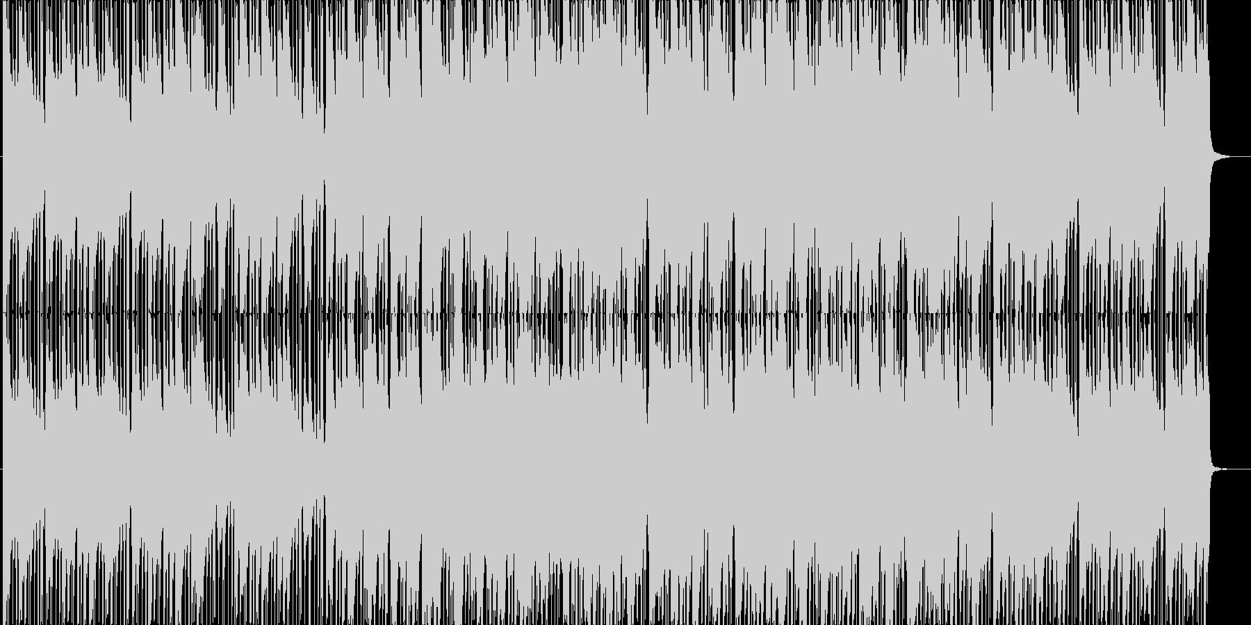 ゆったり大人でジャジーなBar BGMの未再生の波形