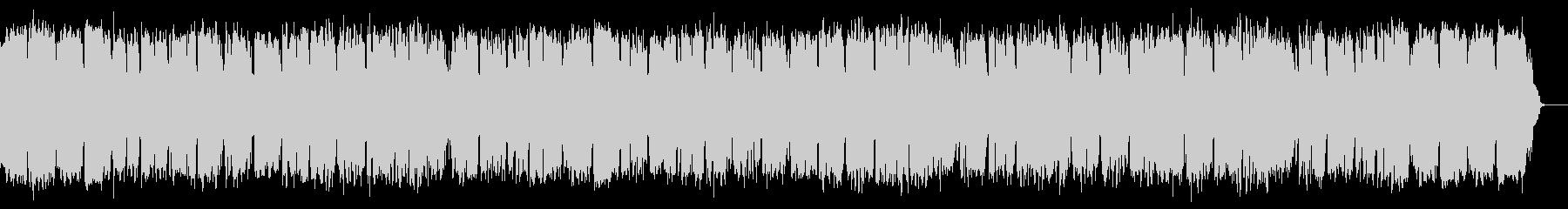 昭和レトロなタンゴの透明感あるソプラノ歌の未再生の波形
