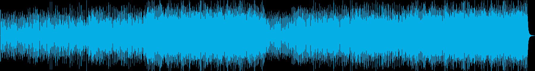 雨音はショパンの調べのようなオリジナル曲の再生済みの波形