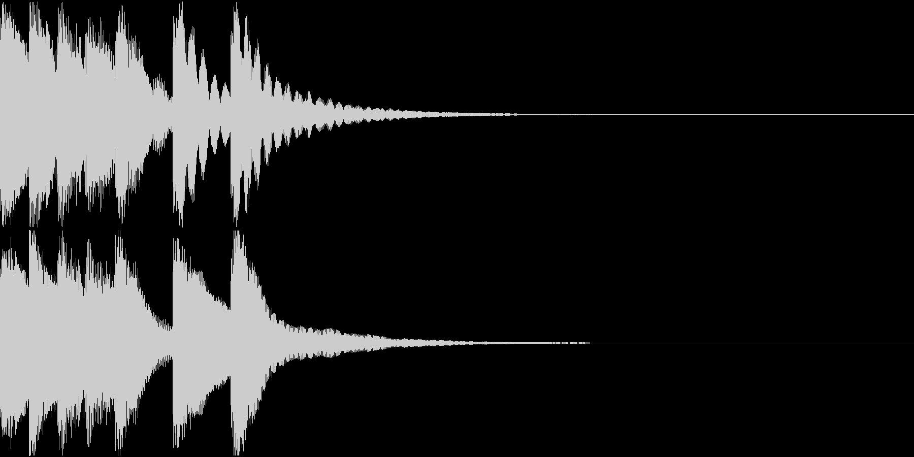 シンプル ベル チャイナ 中国風 18の未再生の波形