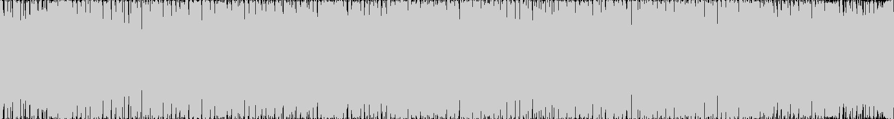 和風+クラブ調でPOPなバトルサウンド…の未再生の波形