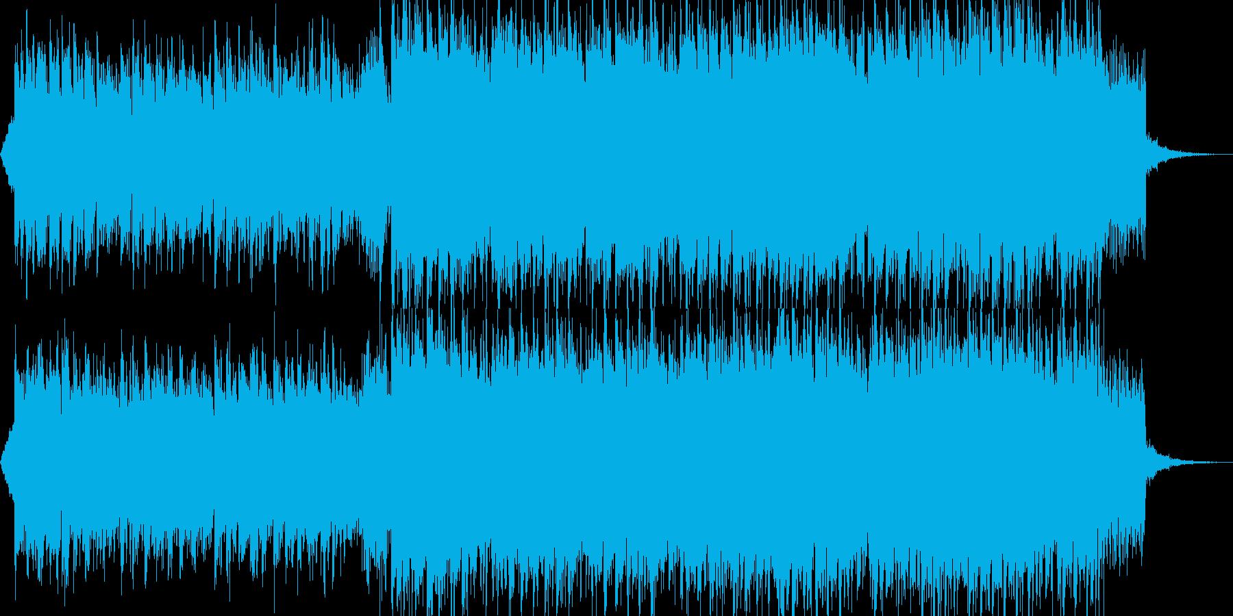 EDM  CMなどの再生済みの波形