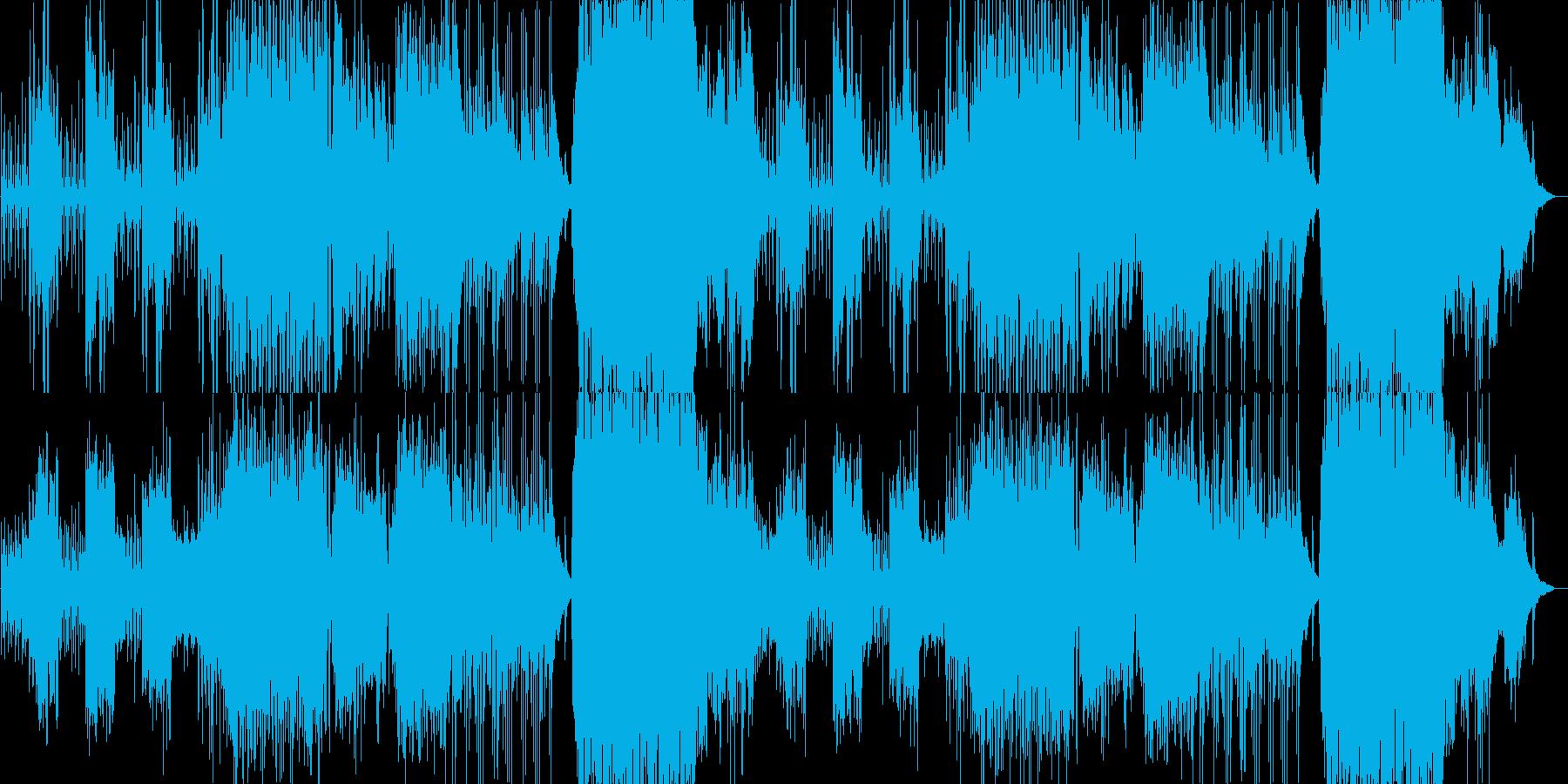 壮大なピタゴラスイッチの再生済みの波形