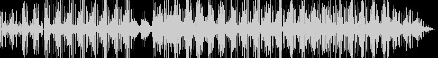 ジャズ系クールなR&B/トランペットメロの未再生の波形