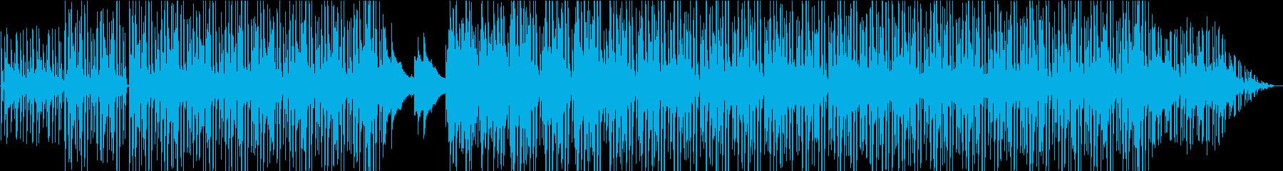 ジャズ系クールなR&B/トランペットメロの再生済みの波形