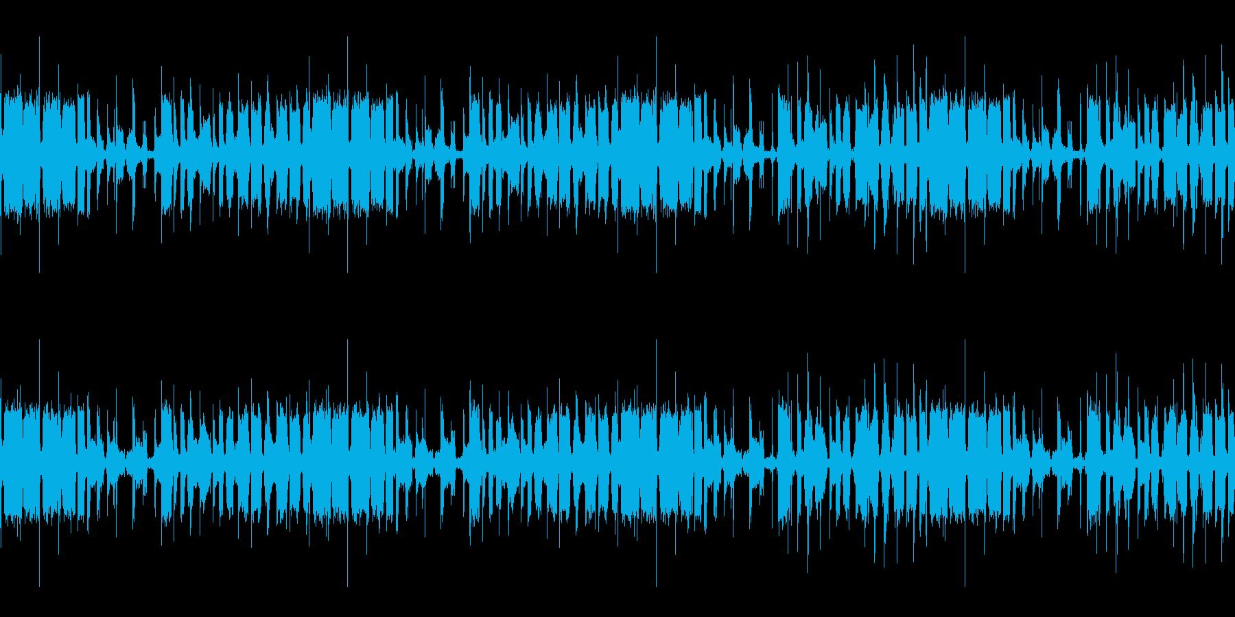 【ムードたっぷり大人JAZZ】の再生済みの波形