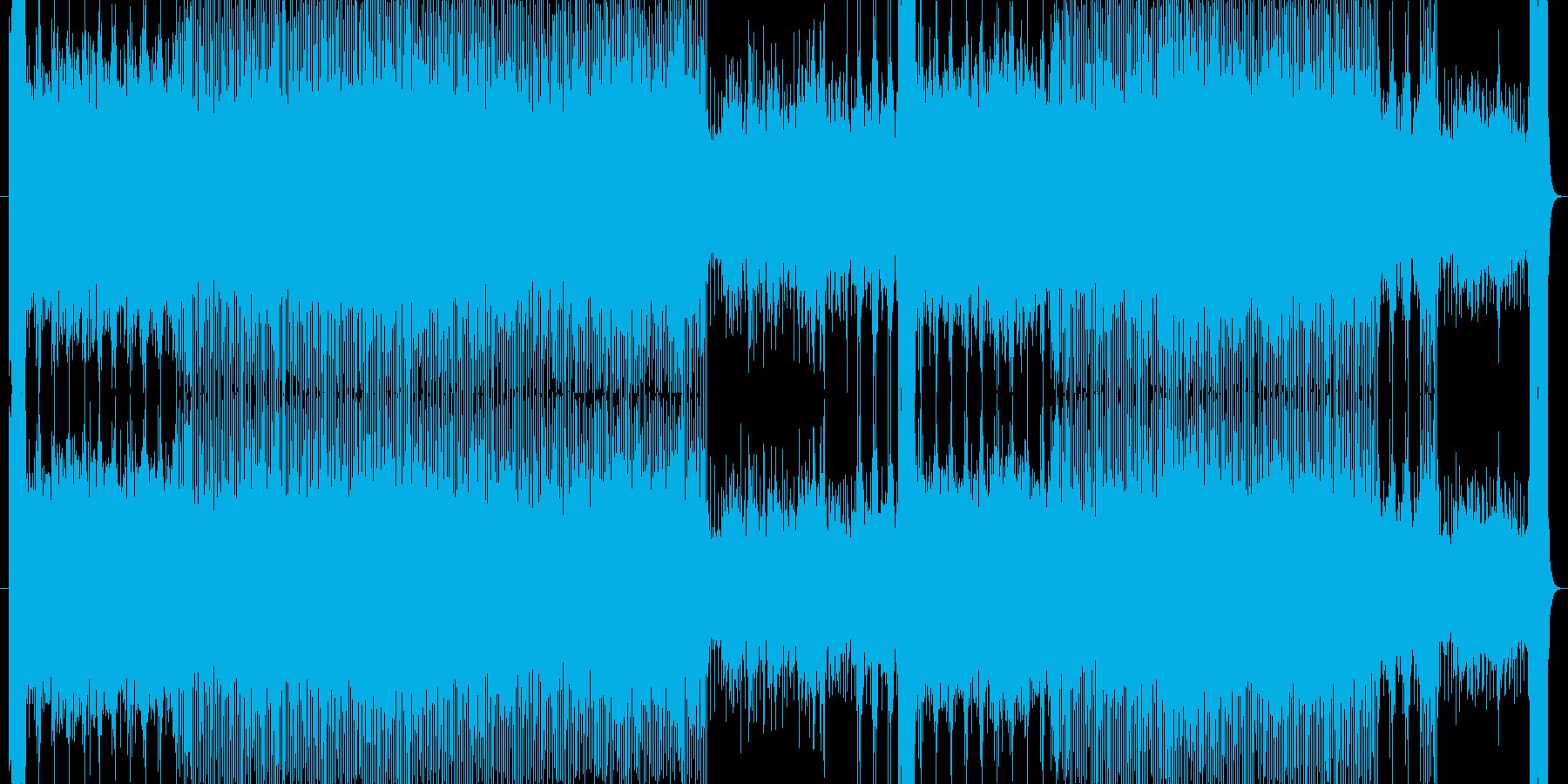 2007年作オリジナル曲ヤマハエレクト…の再生済みの波形