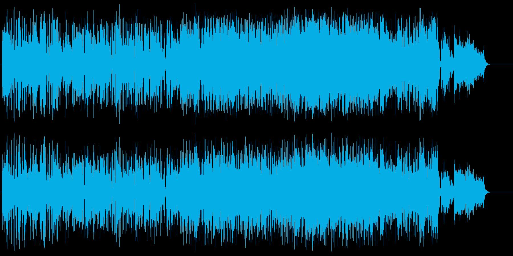 淋しくも逞しい演歌調ポップの再生済みの波形