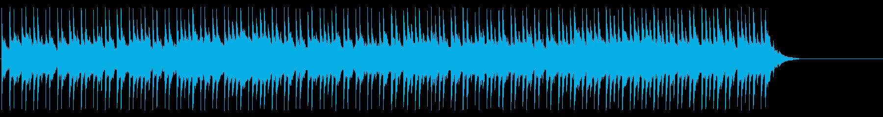 スケール感 案内 大空 ゆったりの再生済みの波形