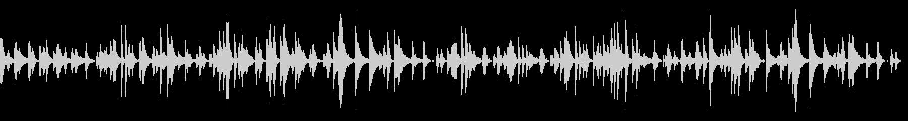 ピアノトリオによるボサノヴァ~ループ可~の未再生の波形