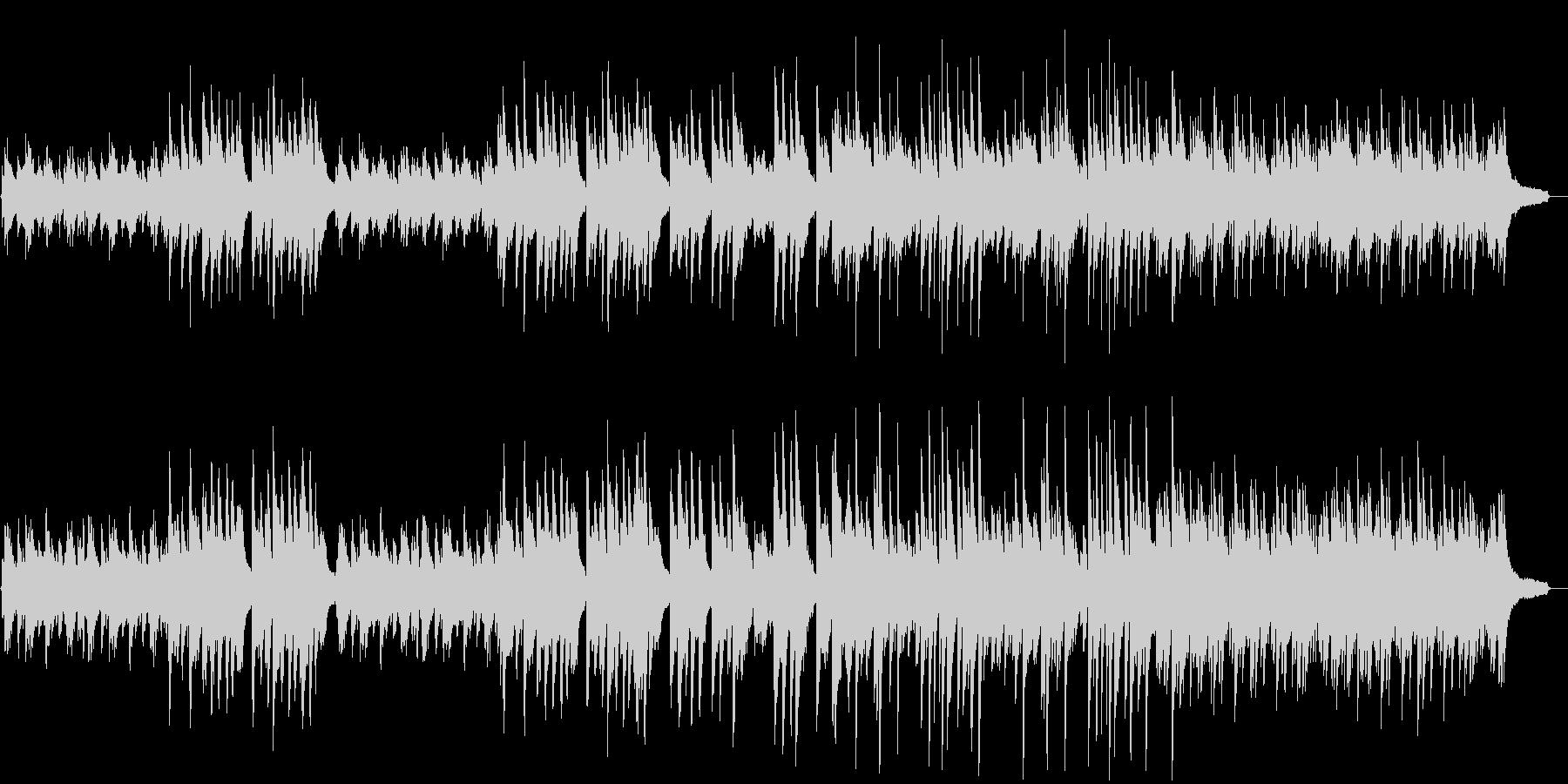ピアノのみの静かな曲です。挿入曲として。の未再生の波形