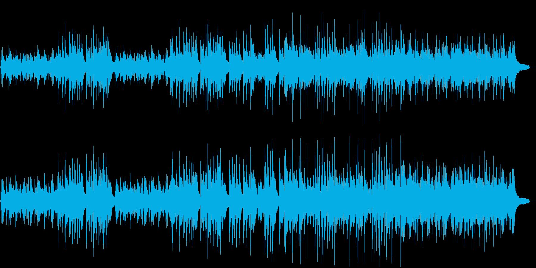 ピアノのみの静かな曲です。挿入曲として。の再生済みの波形