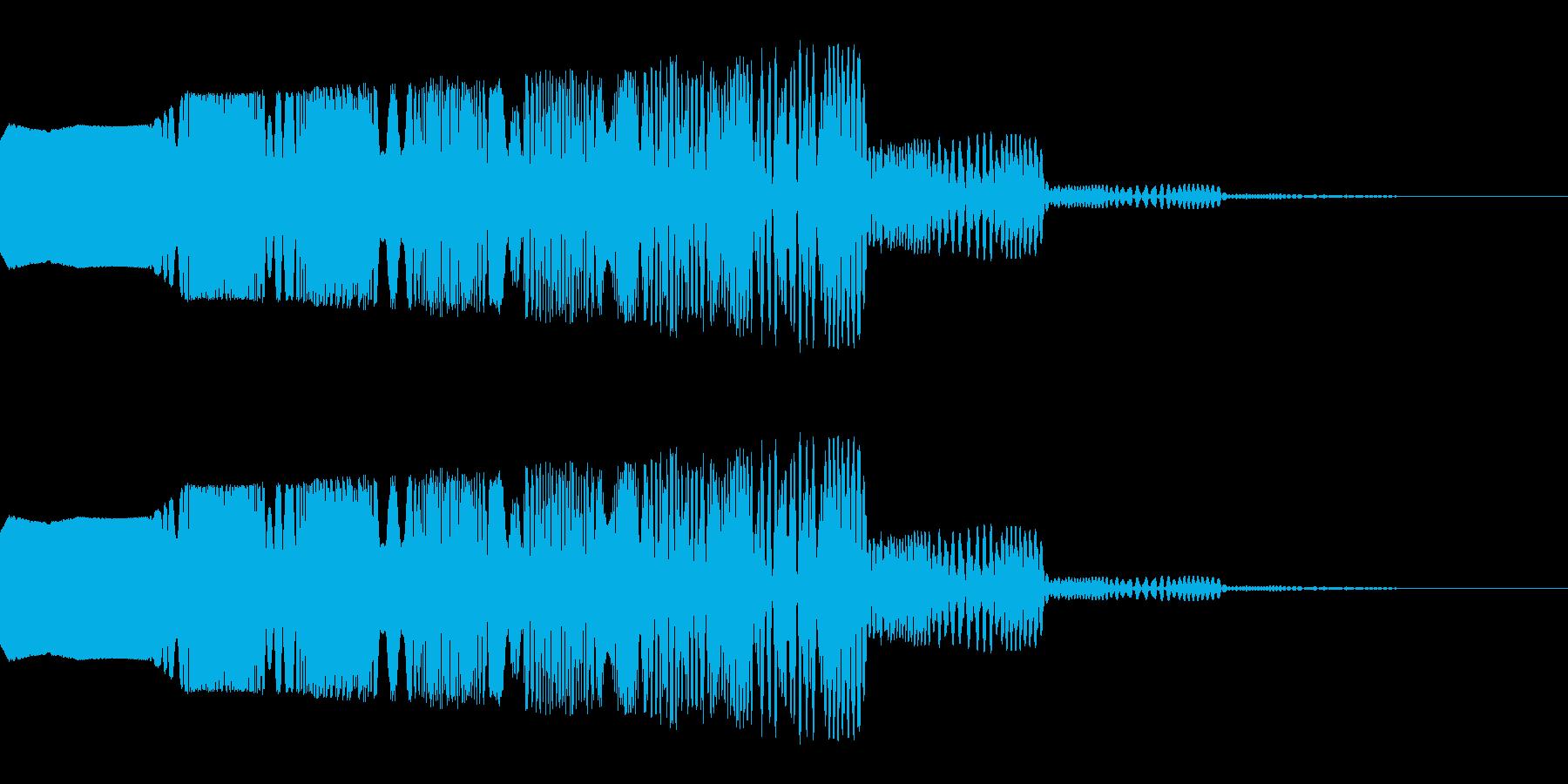 失敗して気分が落ち込むような音_03の再生済みの波形