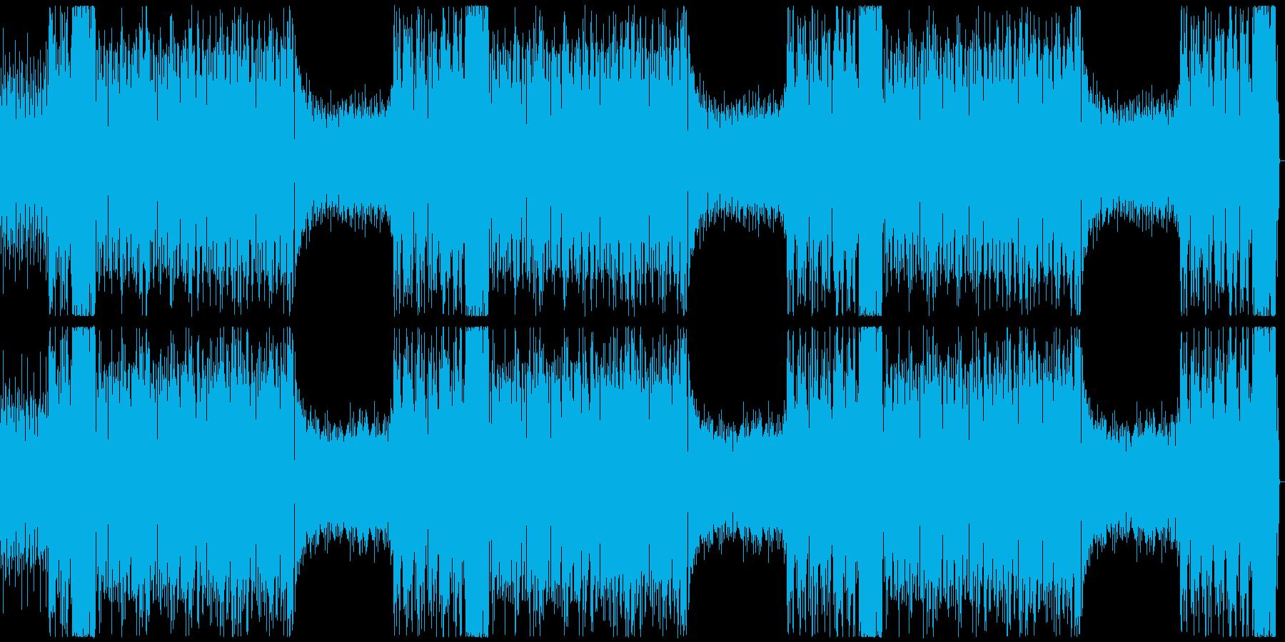 Future/Pop/Chillの再生済みの波形