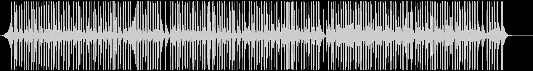ドラムと手拍子ジングル明るい疾走感(長)の未再生の波形