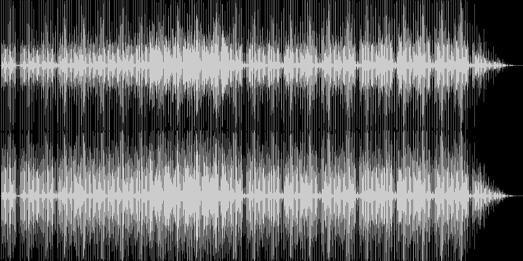 マイナー調のジャズ風BGMです。アダル…の未再生の波形