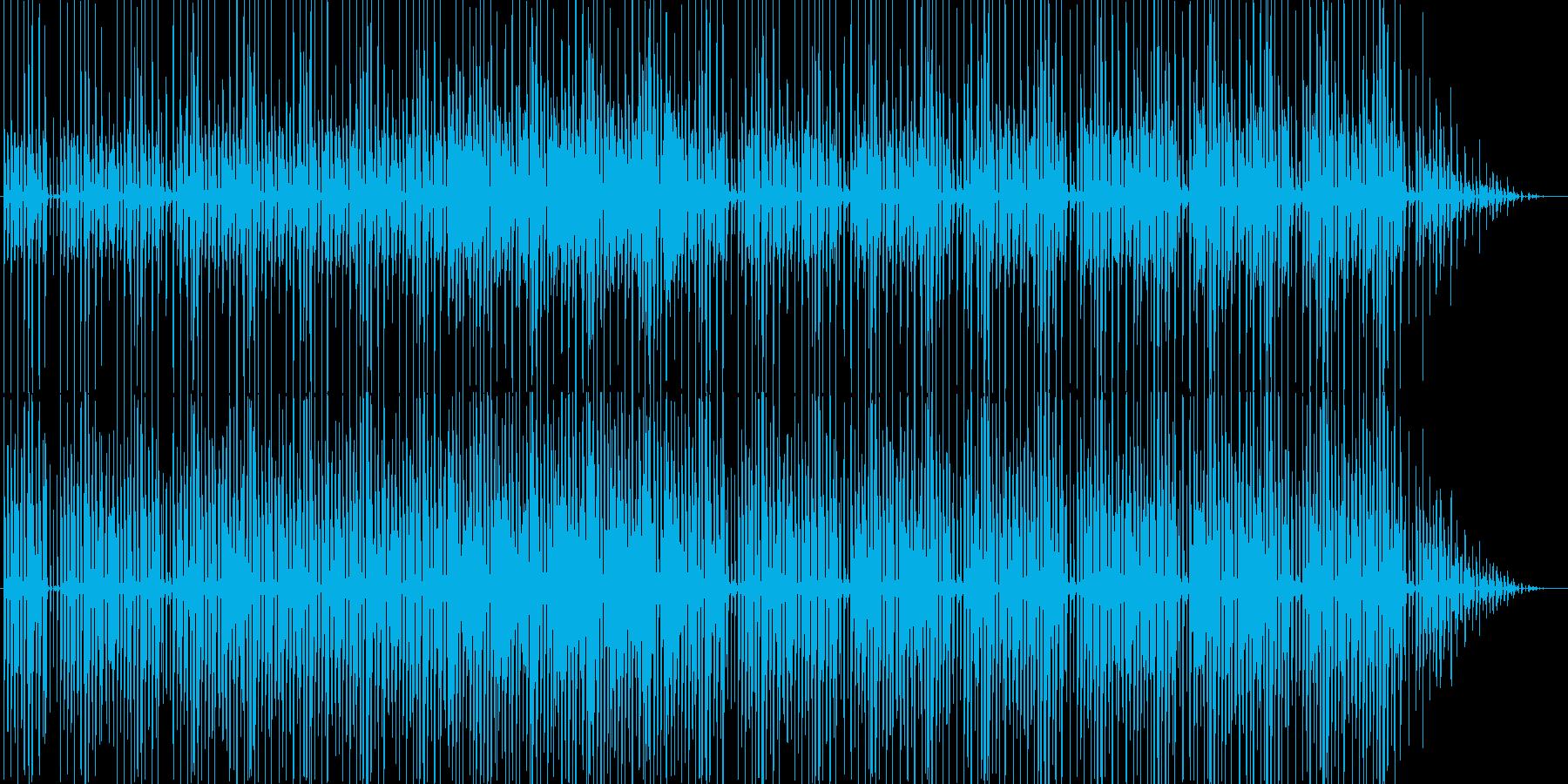 マイナー調のジャズ風BGMです。アダル…の再生済みの波形