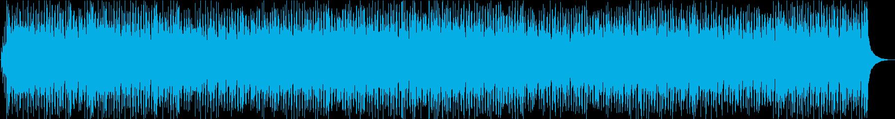和風×ボサノバ!和風オシャレBGMの再生済みの波形