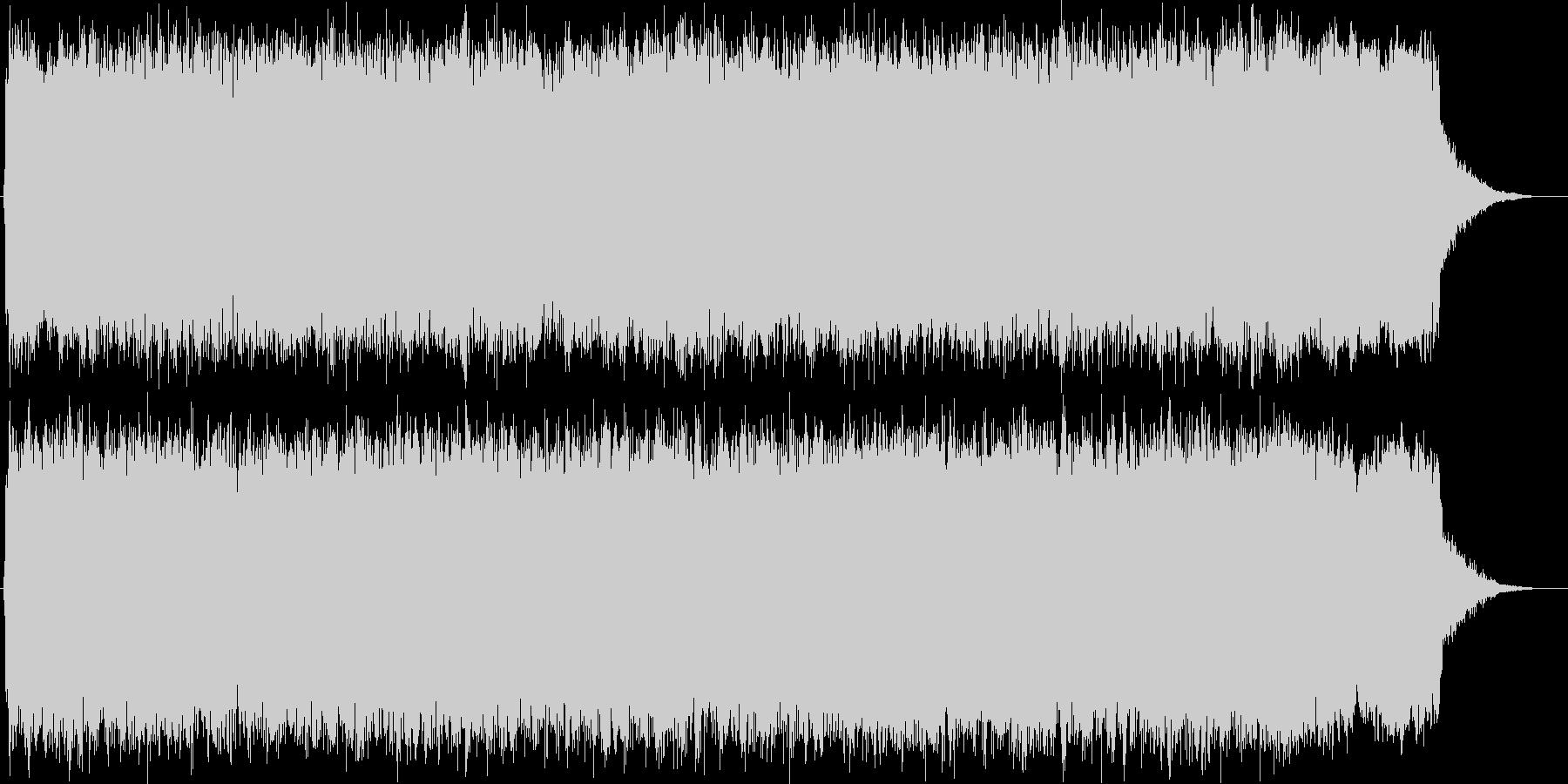 ロック イントロ ジングル2 の未再生の波形