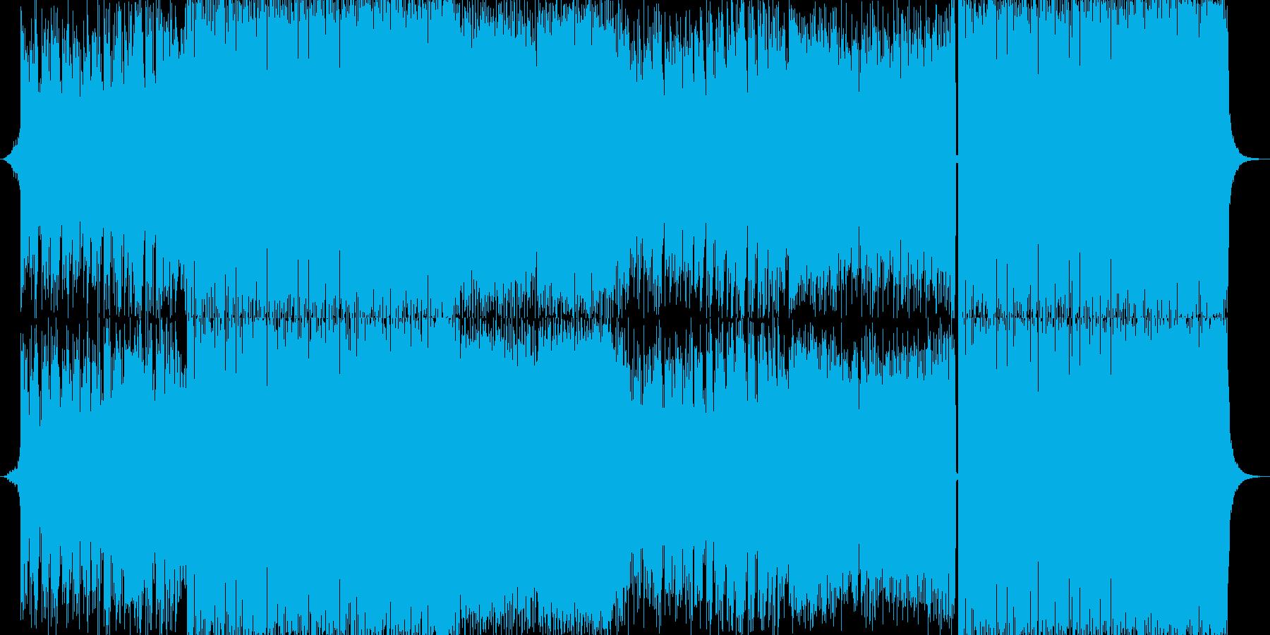 神秘的ファンタジーRPGのオープニング…の再生済みの波形