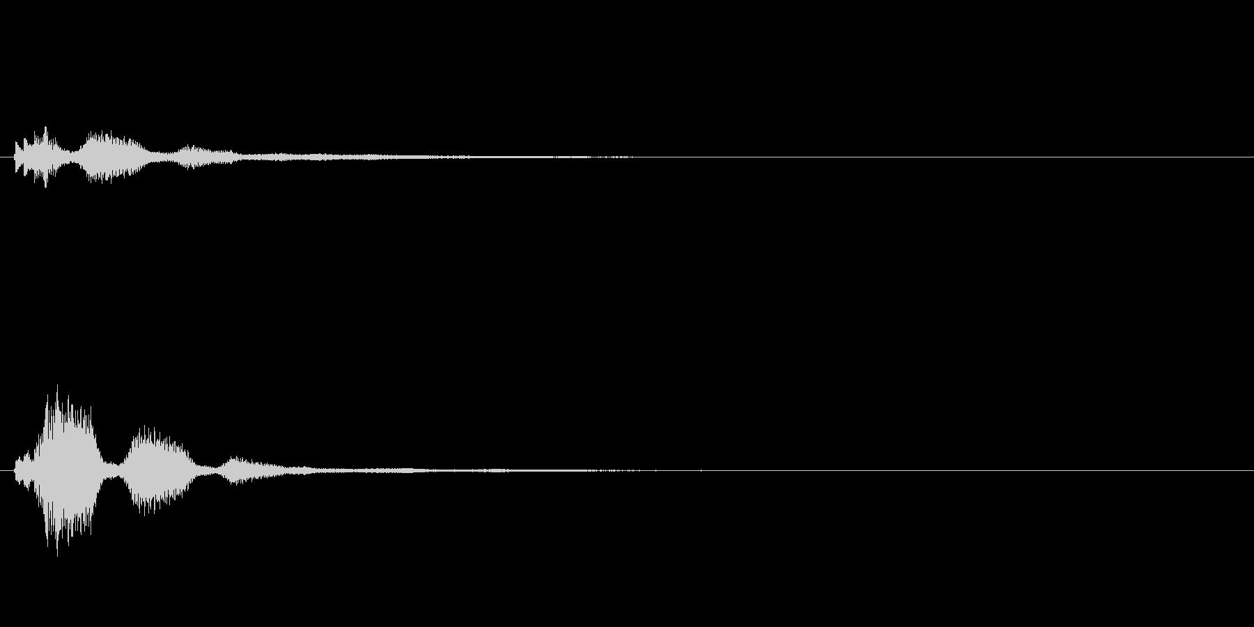 キラキラ系_067の未再生の波形
