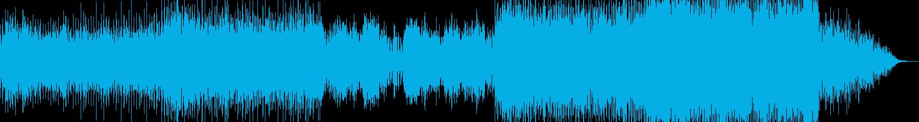 映像のためのエキゾチック音楽ー迷宮の再生済みの波形