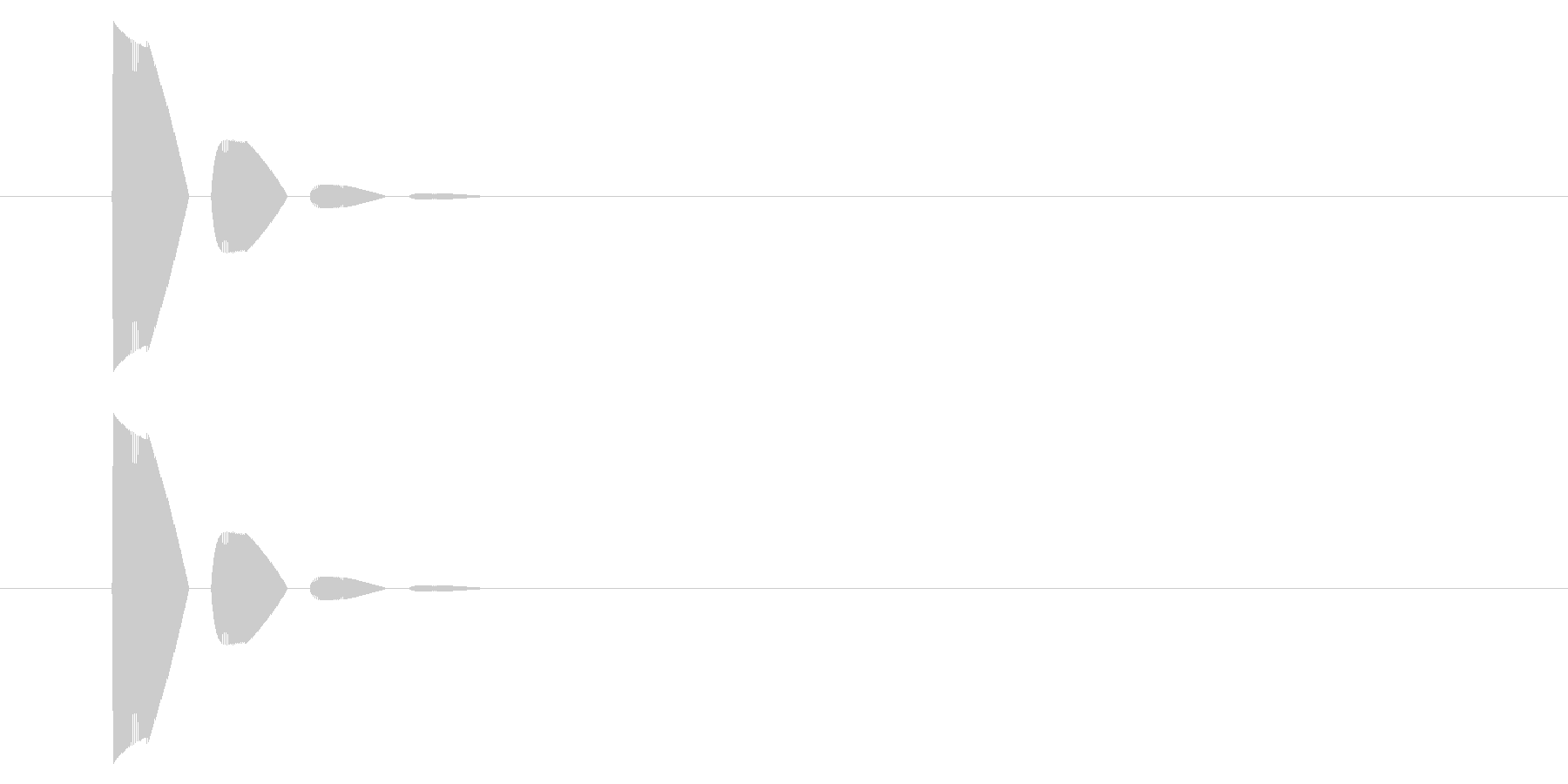 SNES レース02-11(選択)の未再生の波形