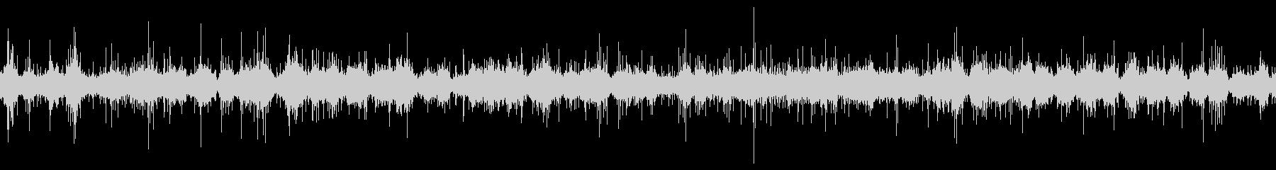 ムードノイズ(環境音)「サラサラ…」4の未再生の波形
