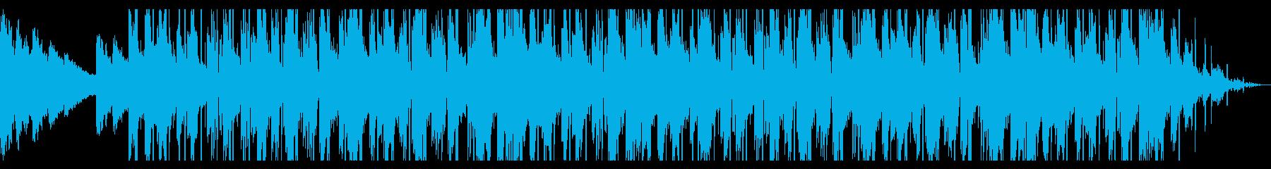 夜景の似合う大人な雰囲気のR&B。の再生済みの波形