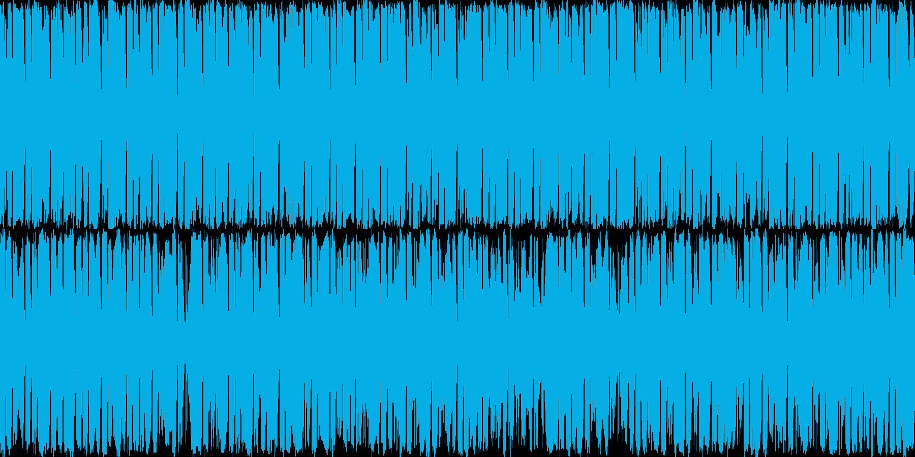 パワービート1(勝利への道)の再生済みの波形