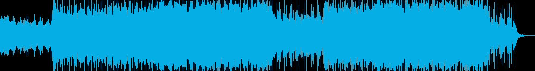 映画音楽、荘厳重厚、映像向け-35の再生済みの波形