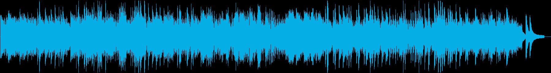 ピアノ名曲ベートーベン 悲しい曲の定番曲の再生済みの波形