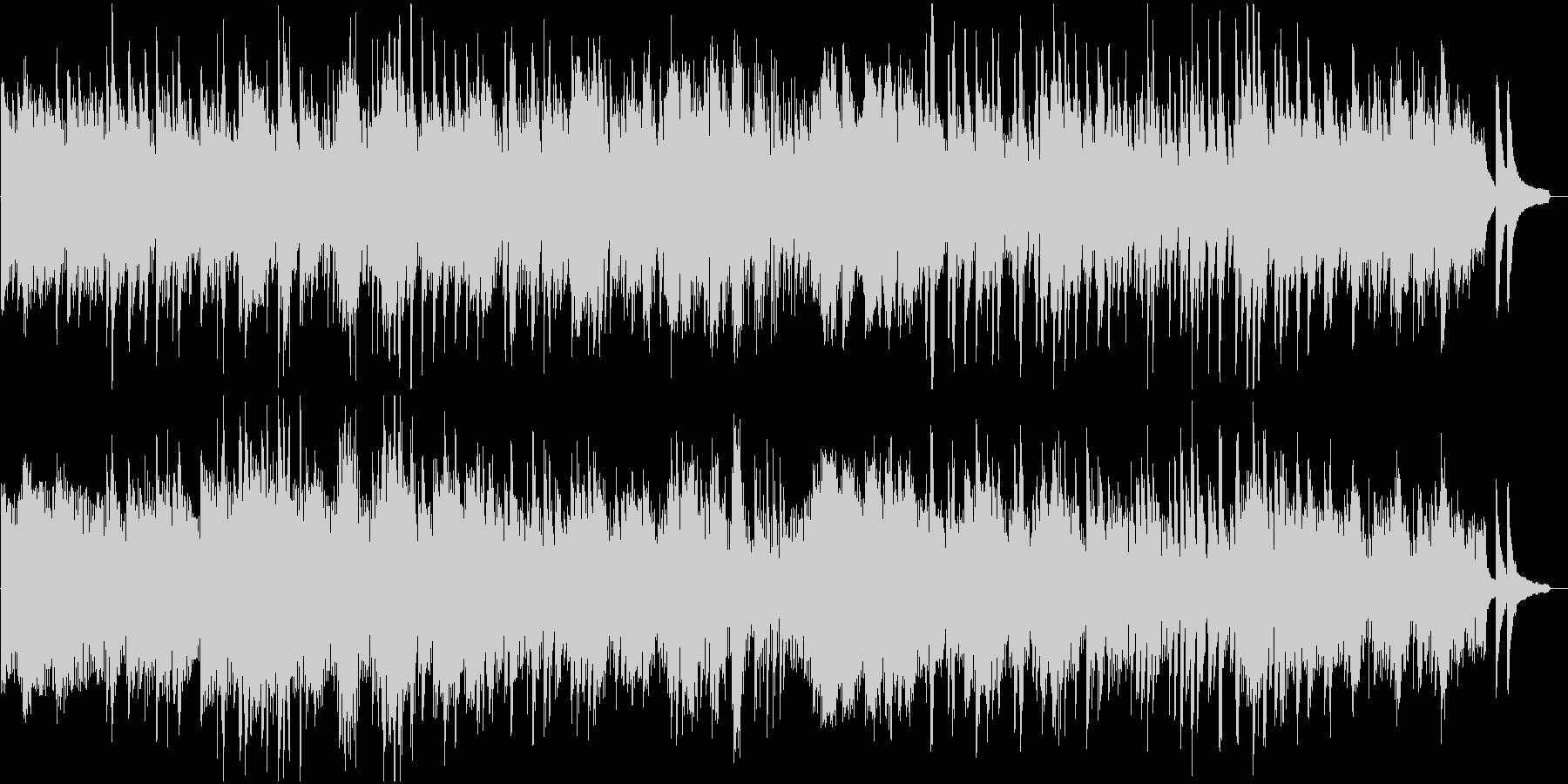 ピアノ名曲ベートーベン 悲しい曲の定番曲の未再生の波形