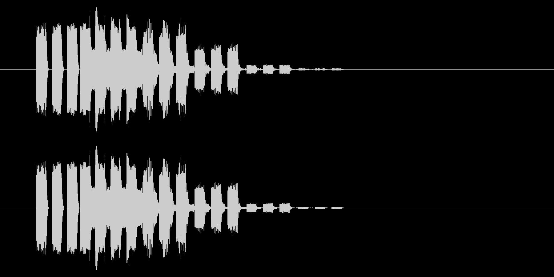 SNES-RPG04-12(魔法 回復)の未再生の波形