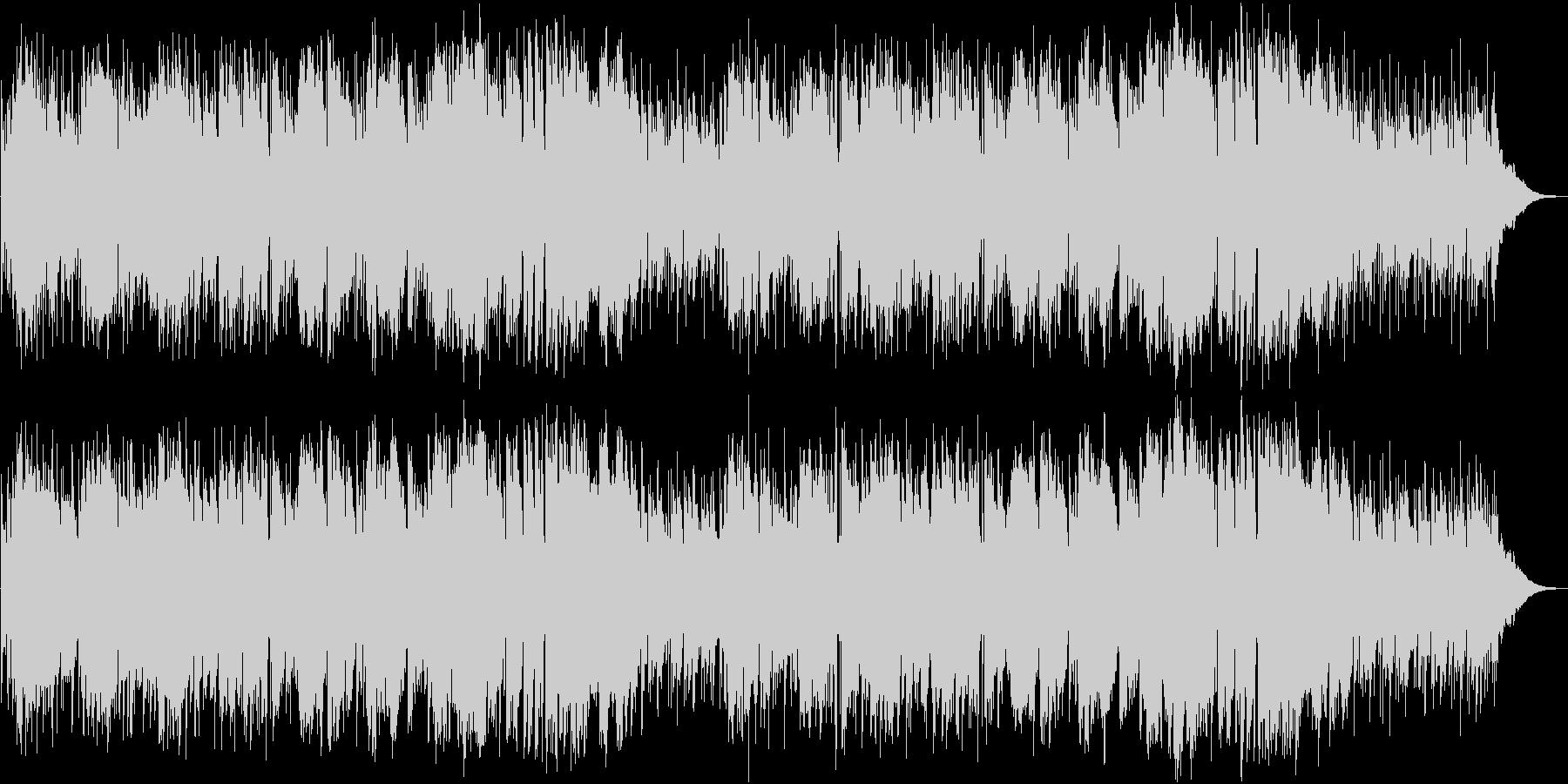 やすらぎのヴァイオリンPOPSの未再生の波形