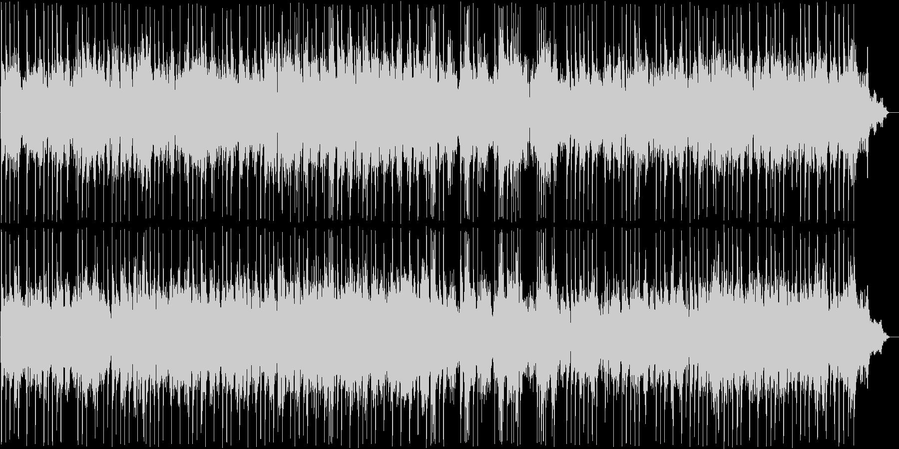 アンダンテ・カンタービレ(和風)の未再生の波形