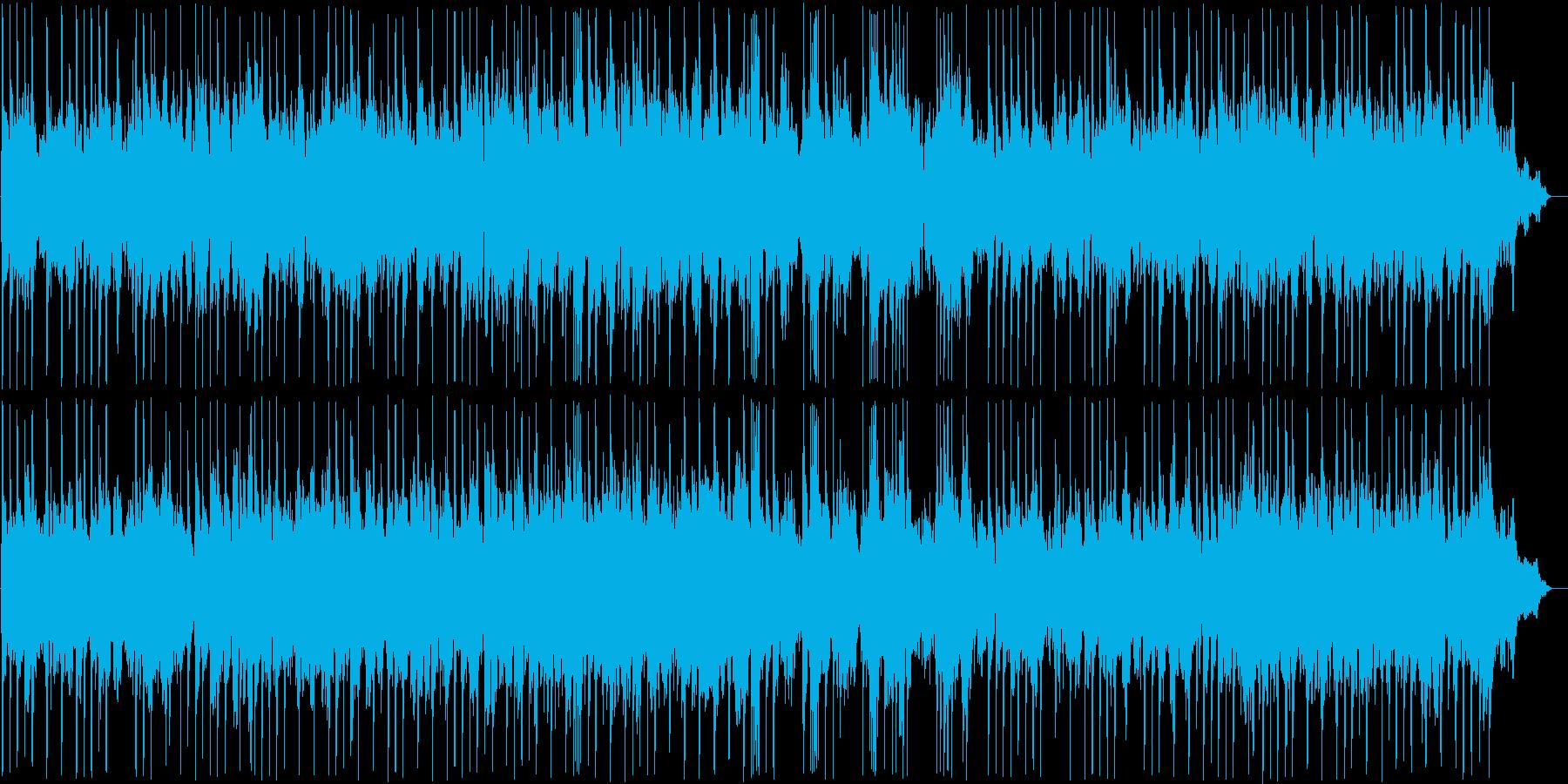 アンダンテ・カンタービレ(和風)の再生済みの波形