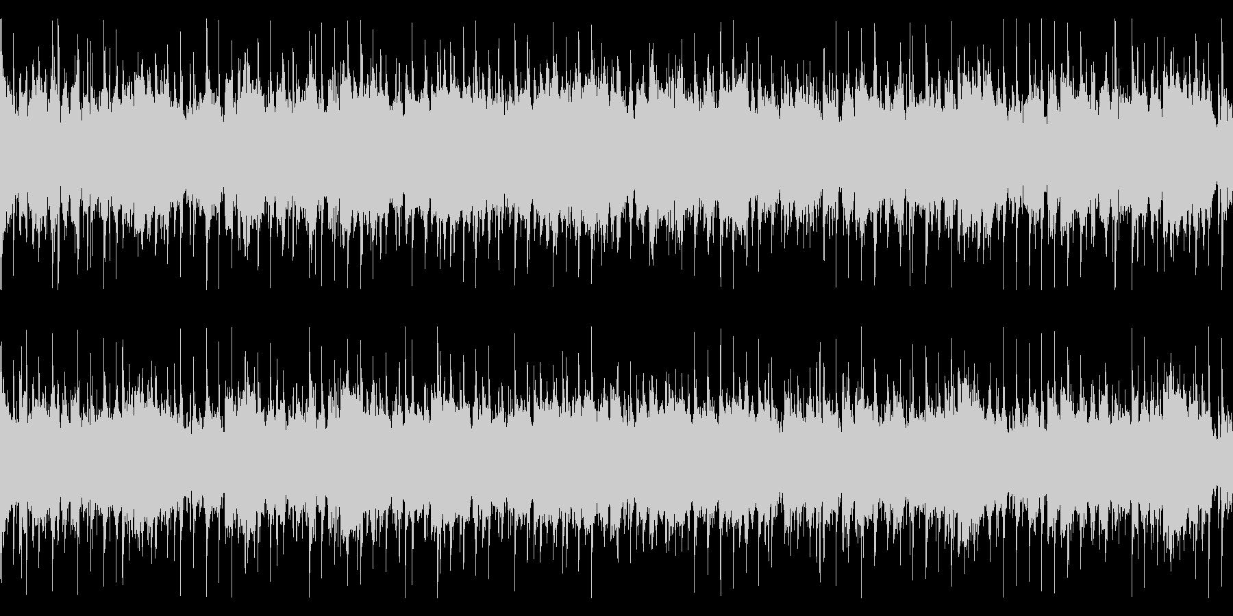 爽やかで前向きポップ(ループ仕様)の未再生の波形
