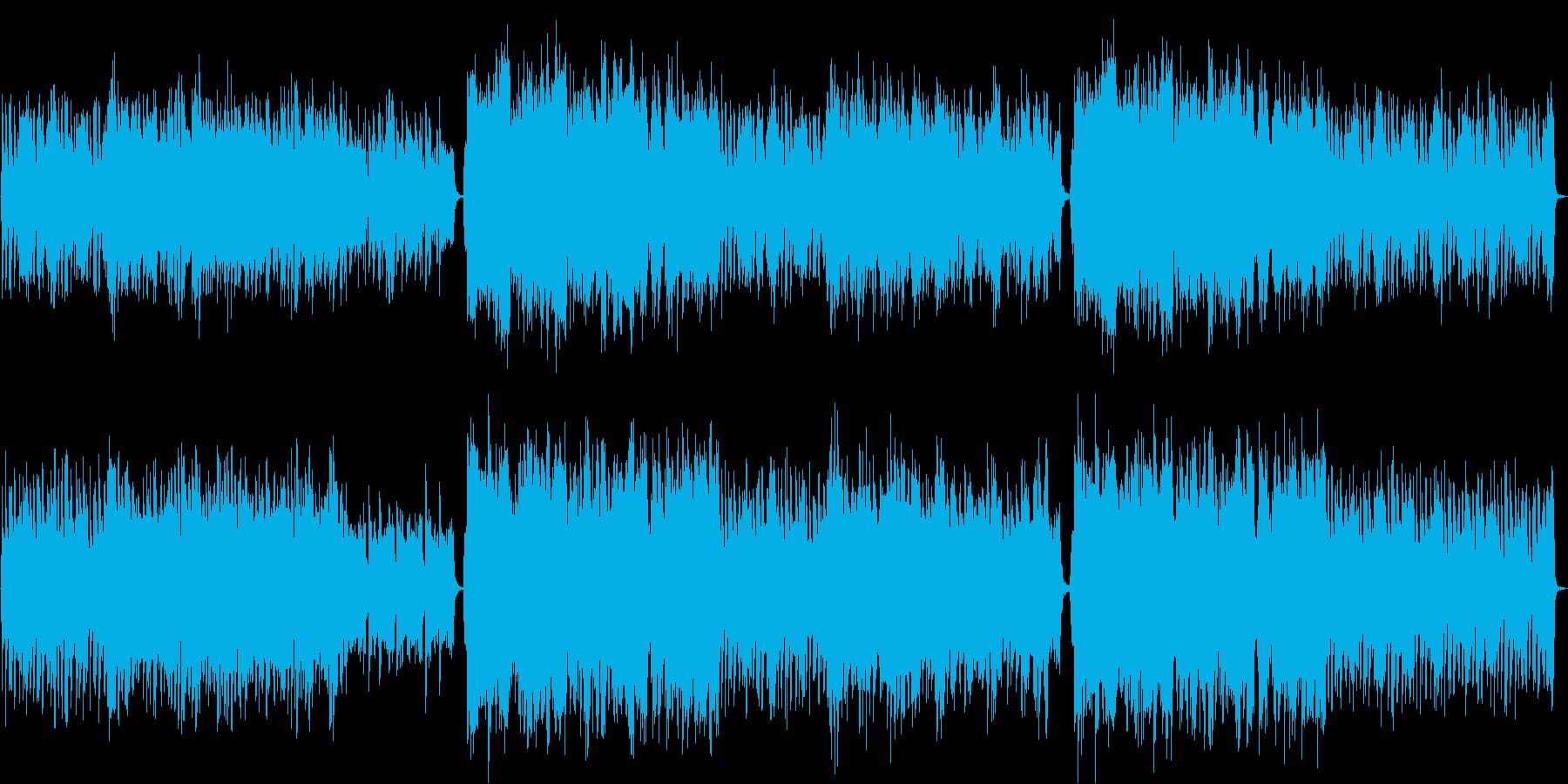 はじまりのストリングス ピアノ、オーボエの再生済みの波形