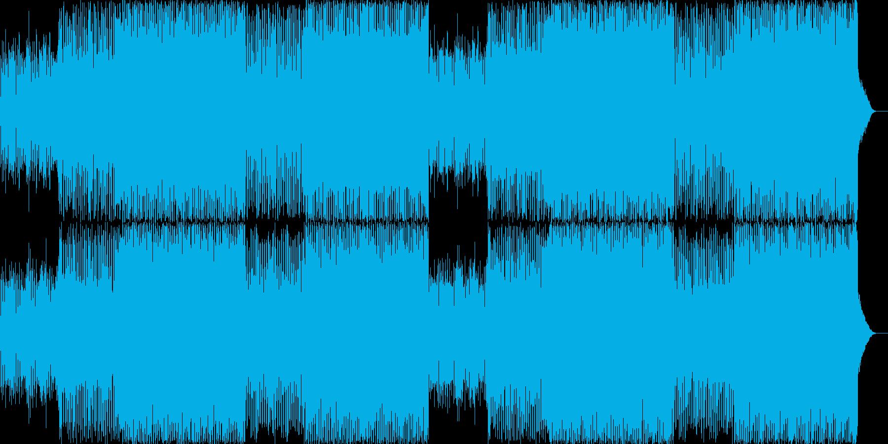緊迫系の曲【RPG、シューティング、シ…の再生済みの波形