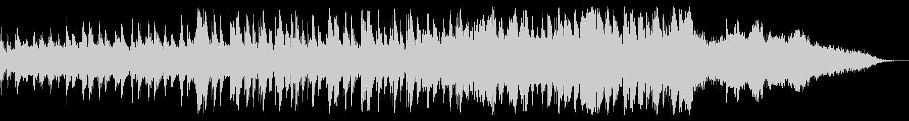 韓国琴カヤグムによる大河ドラマ風な交響曲の未再生の波形
