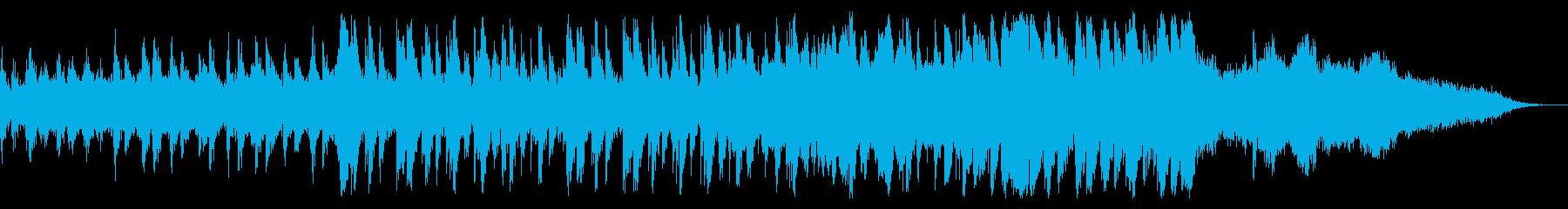 韓国琴カヤグムによる大河ドラマ風な交響曲の再生済みの波形