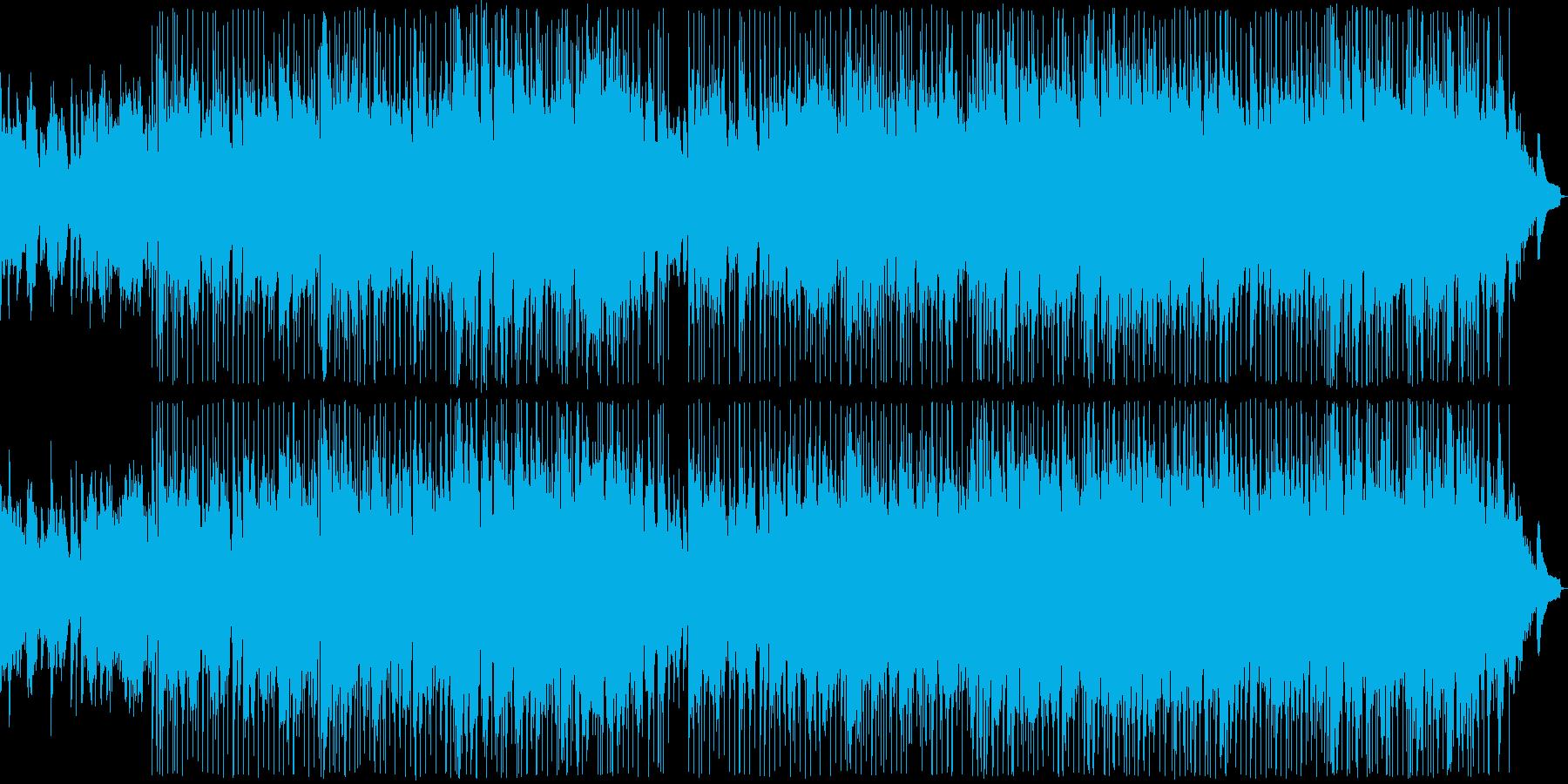 哀愁に満ちたバラード5の再生済みの波形