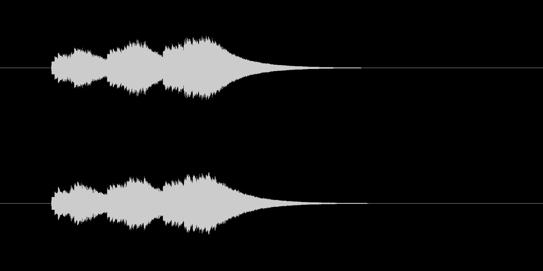ファミコン音の未再生の波形