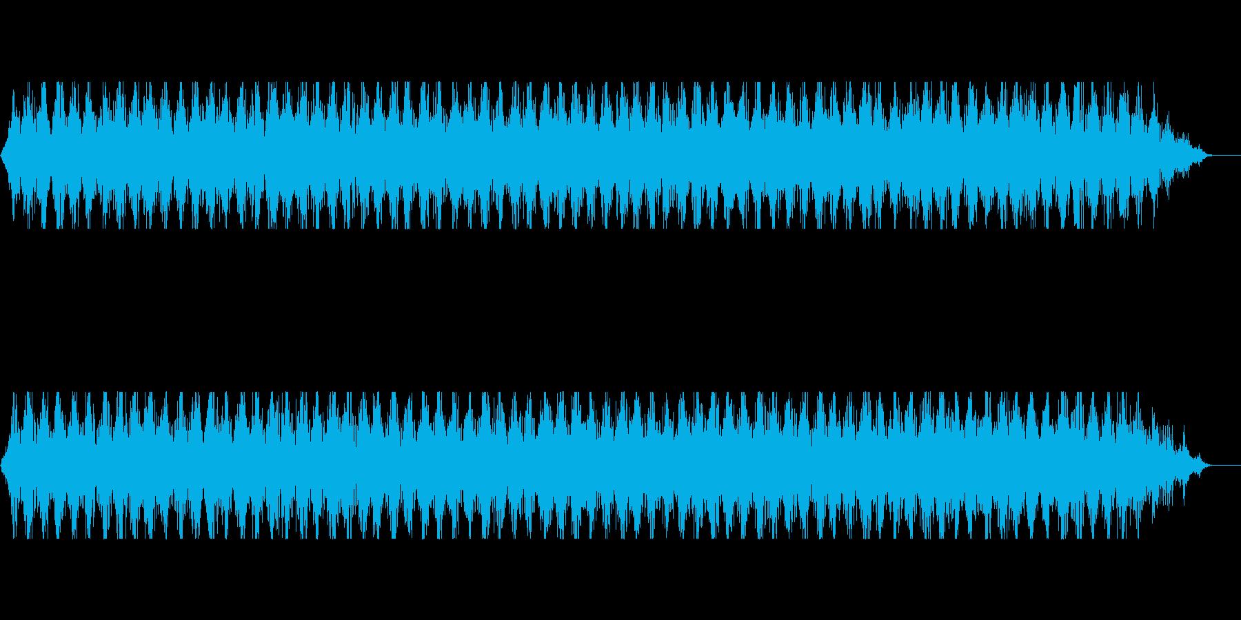 【テクスチャー 環境01-1】の再生済みの波形