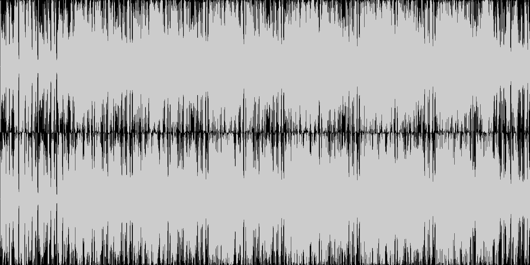HIPHOPアコギサウンドの未再生の波形
