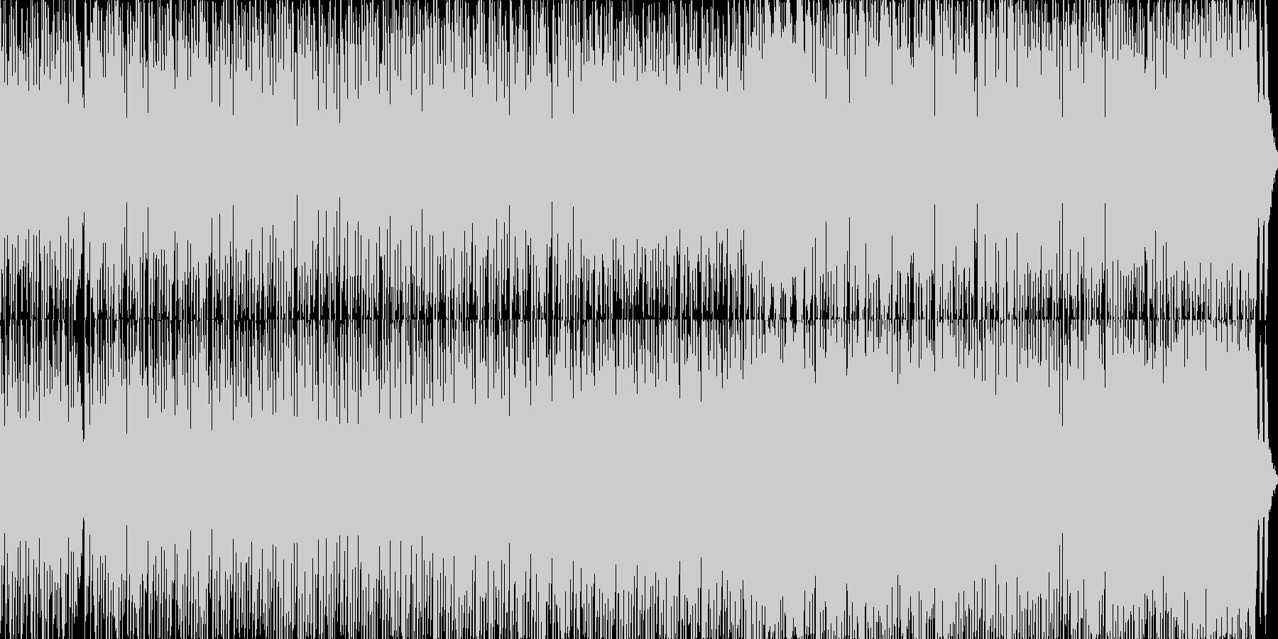 瀧廉太郎 花/ポップアレンジの未再生の波形