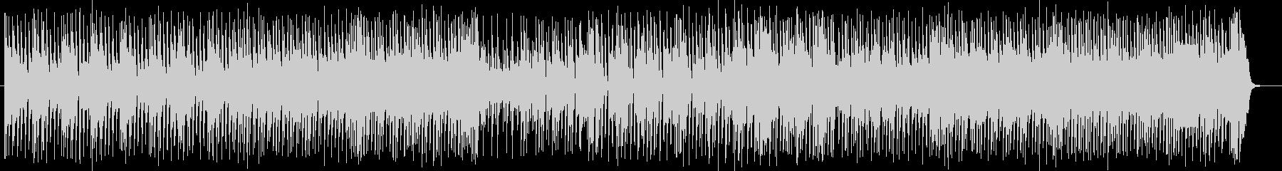 '80年代フュージョン的な明るいBGMの未再生の波形